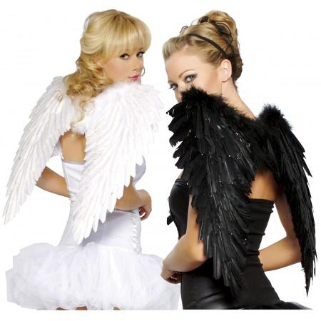 Adult Costume Angel Wings image