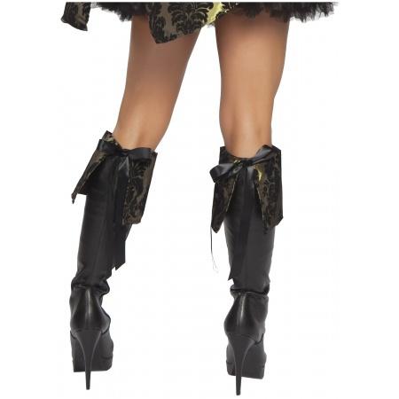 Pirate Boot Cuffs image