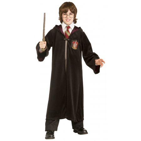 Deluxe Harry Potter Robe Costume image
