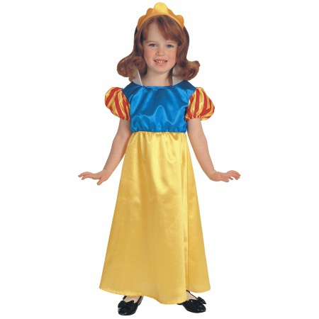 Snow White Toddler Costume image