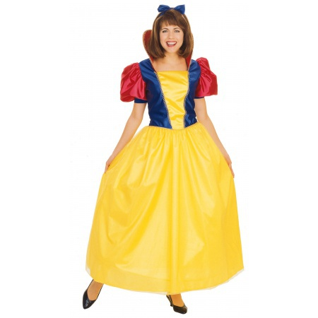 Snow White Costume Adult image