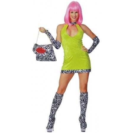 Sweet N' Sour Costume Pimp & Ho Hooker image