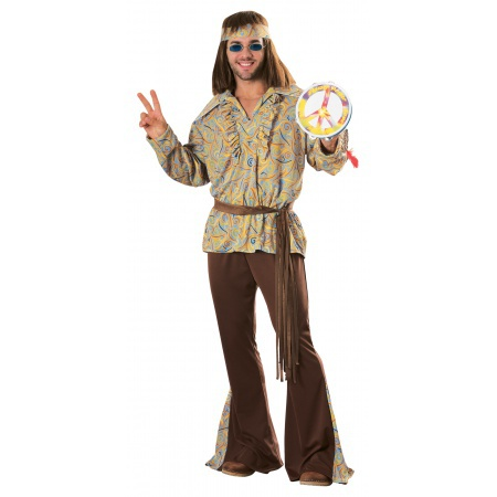 60s Costume For Men image