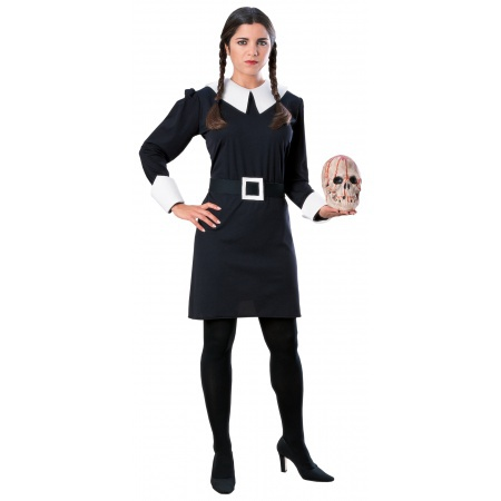 Wednesday Addams Costume image