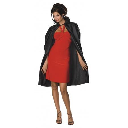 Black Costume Cape image