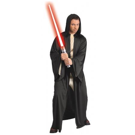 Hooded Sith Robe Costume Darth Maul Or Darth Sidious image