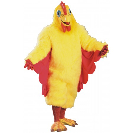 Mascot Chicken Costume image