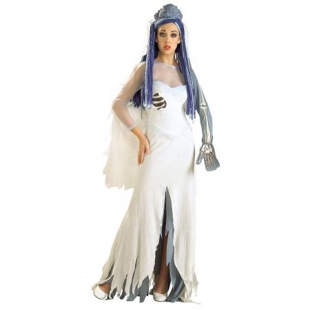 Corpse Bride Costume Tim Burton Gothic image