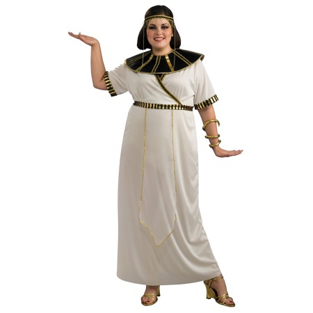 Egyptian Cleopatra Costume Queen image