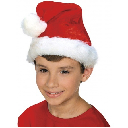 Kids Santa Hat image
