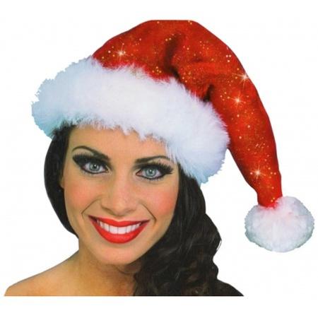 Womens Santa Hat image