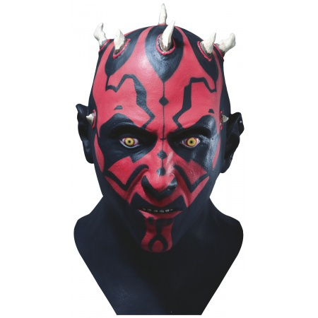 Darth Maul Mask image