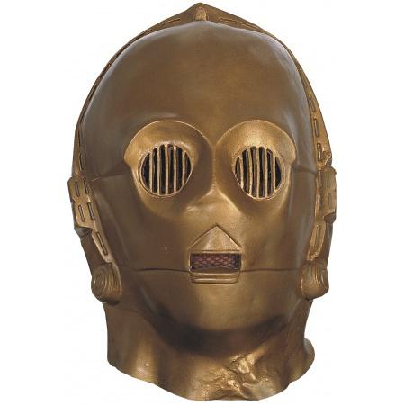 C-3PO Mask image