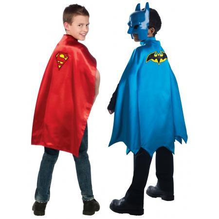 Kids Superhero Capes image