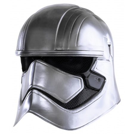 Star Wars Kids Captain Phasma Helmet Mask image