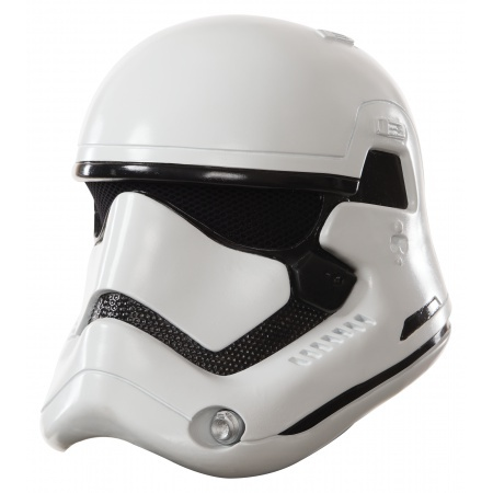 Adult Star Wars First Order Stormtrooper Helmet image