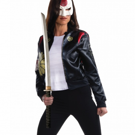 Suicide Squad Katana Sword Costume Accessory image
