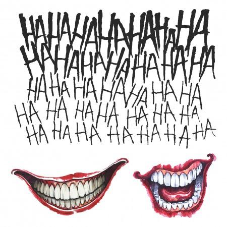 Joker Tattoo Kit image