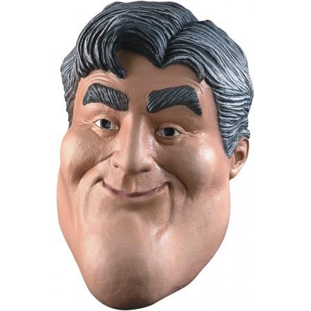 Motor Mouth Mask Costume Accessory Jay Leno image
