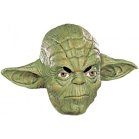 Kids Yoda Mask image