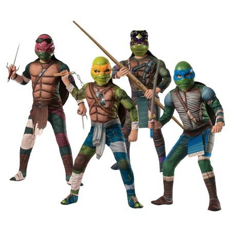 Ninja Turtle Weapons image