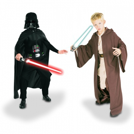 Jedi Vs Sith Battle Chest Costume Set image
