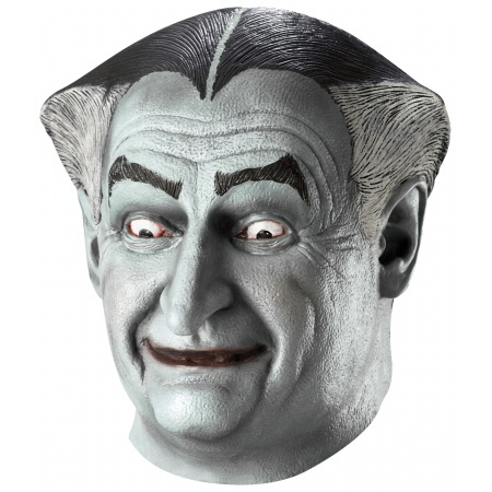 Grandpa Munster Mask image