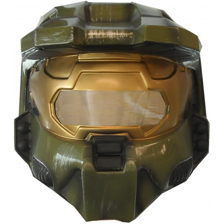 HALO Master Chief Helmet image