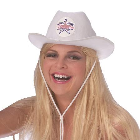 Dallas Cowboys Cheerleader Hat image