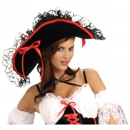 Pirate Hat For Women image