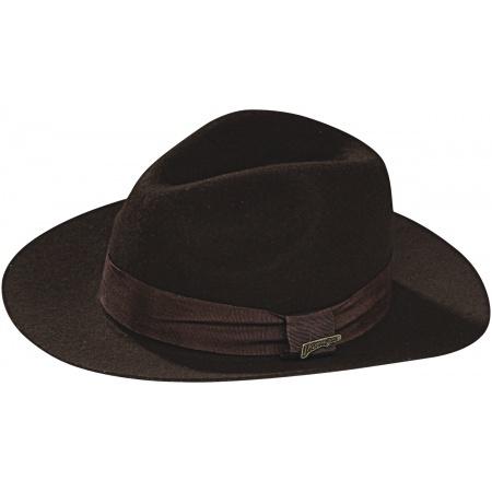 Deluxe Indiana Jones Hat Costume Accessory Brown Fedora image