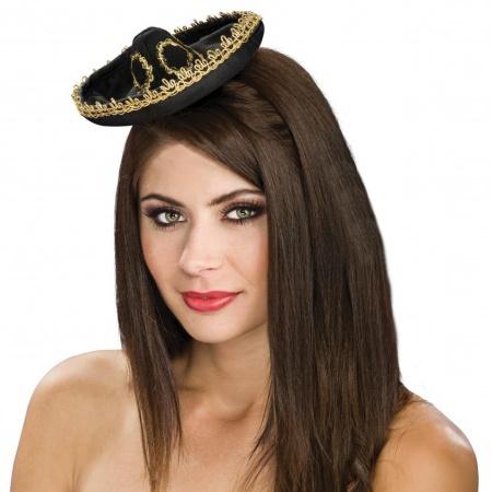 Mini Sombrero Party Hat image