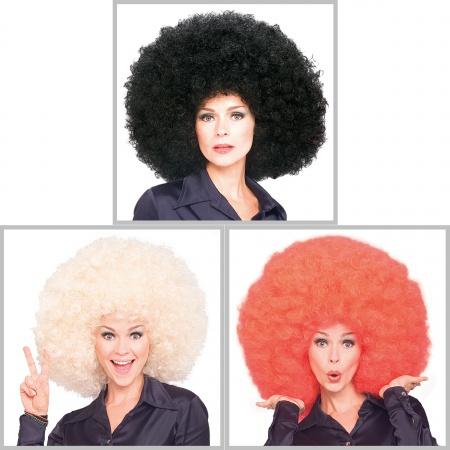 Giant Afro Wig image