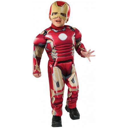 Iron Man Toddler Costume image