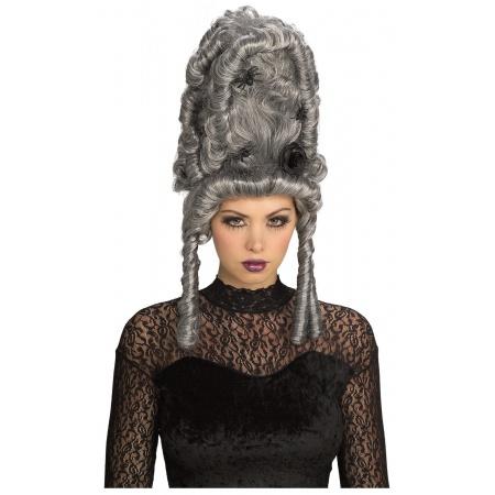 Grey Beehive Wig image