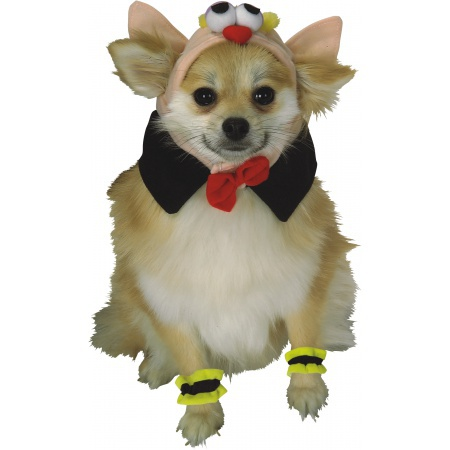 Vampire Dog Costume image
