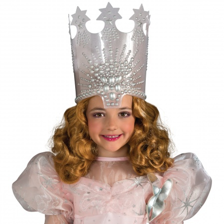Glinda Wig Costume Accessory The Good Witch image