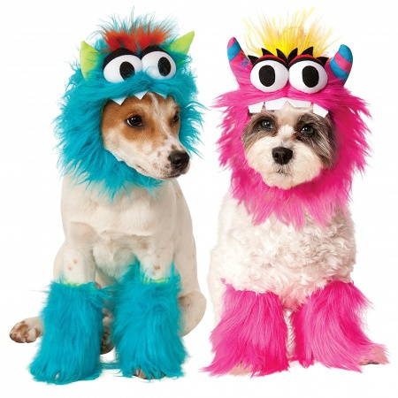 Monster Dog Costume image