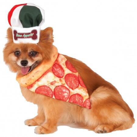 Dog Pizza Costume image