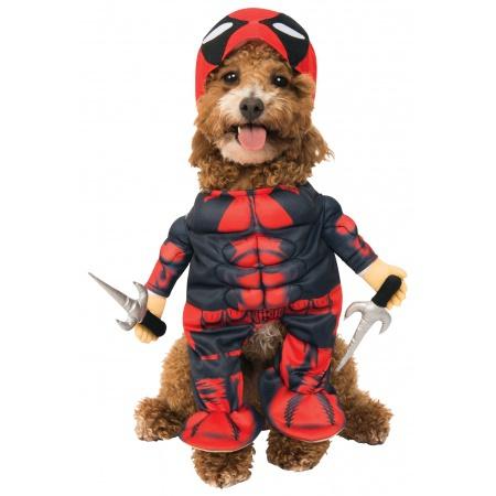 Deadpool Dog Costume image