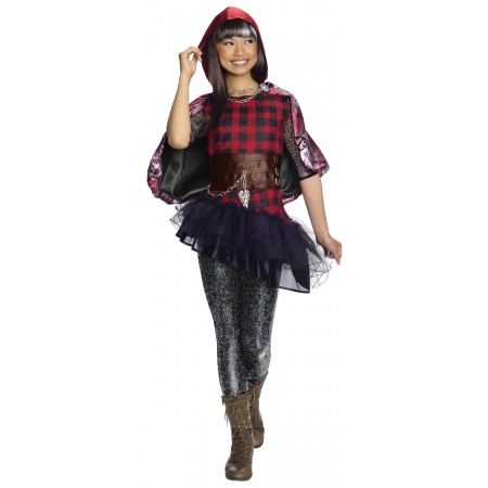 Deluxe Cerise Hood Costume image
