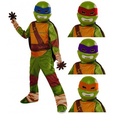 Kids Tmnt Costume image