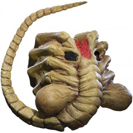 Alien Face Hugger Mask image