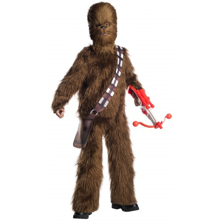 Kids Chewbacca Costume image