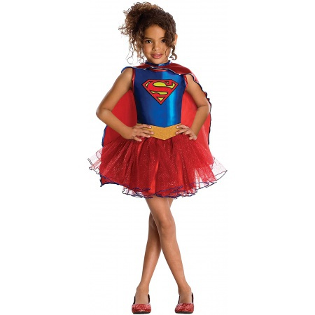 Supergirl Costume Girl image