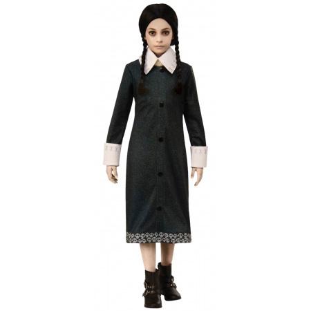 Wednesday Addams Costume Child image