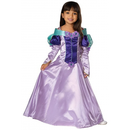 Purple Princess Dress image