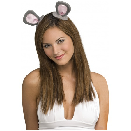 Mouse Ears Costume Accessory Clip Ons image