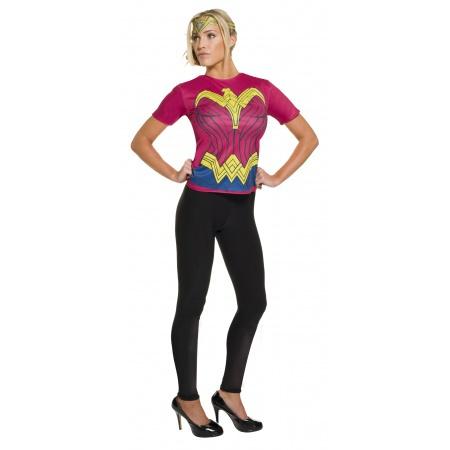 Wonder Woman Costume Shirt image