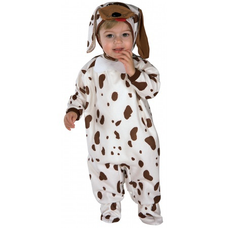 Infant Puppy Costume  image